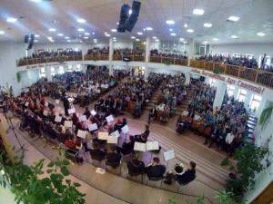 Молодежная конференция ХВЕ в Бресте собрала 1000 участников