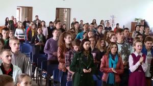 В Бобруйске прошла молодежная конференция