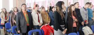 «Нам нужен Дух Святой». Молодежная конференция Гродненской области (фото)
