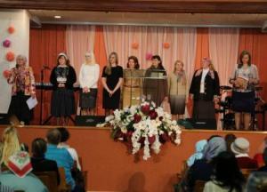 «Крепость и красота – одежда ее...». Женская конференция церкви