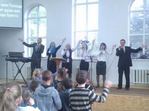 В Дзержинске провели конференцию для детей