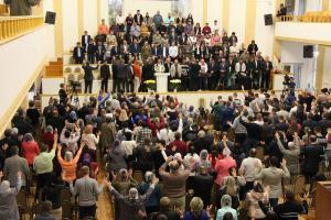 Миссия «Возвращение» отметила 20-летие служения