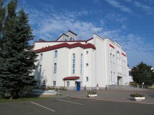 В Минской церкви