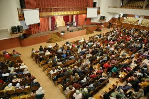 «Моя ценность в Боге». Женская конференция в «Благодати»