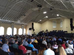 В Минске прошла конференция служителей евангельских реабилитационных центров и малых групп реабилитации