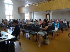 Женская конференция в Микашевичах