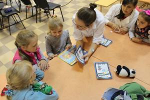 Летняя библейская школа прошла в церкви