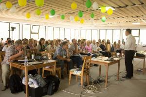 В Анапе прошла конференция детских служителей стран СНГ