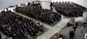 Во Львове состоялся II Всемирный конгресс христиан веры евангельской