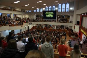 Республиканская подростковая конференция ОЦХВЕ 2016. Дневник конференции. Видео. Фото.