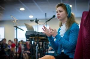 Церковь «Гефсимания» объявляет набор на курсы языка жестов