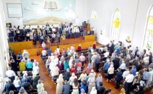 Гродненской церкви «Благодать» исполнилось 25 лет