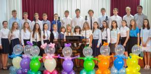 Воскресная школа церкви «Вознесение» открыла новый учебный год