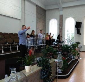 В Солигорске прошла региональная молодежная конференция