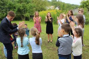 Воскресная школа церкви «Путь жизни» открыла новый учебный год
