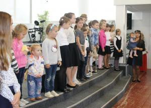 В воскресной школе церкви «Свет жизни» начался учебный год