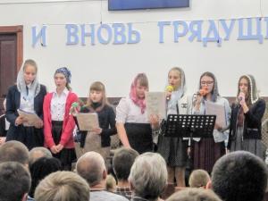 Молодежь «Гефсимании» посетила церковь в Несвиже