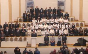 В церкви «Спасение» г.Барановичи рукоположено 2 дьякона