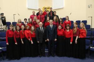 Молодежному хору церкви «Вифания» исполнилось 15 лет