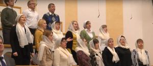 Гости из церкви «Слово надежды» посетили церковь в Барановичах