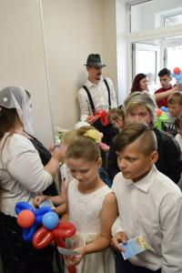 В церкви «Гефсимания» прошла линейка Воскресной школы