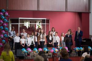 В церкви «Вознесение» благословили детей на новый учебный год