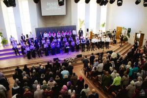 Церкви ХВЕ Бреста исполнилось 50 лет