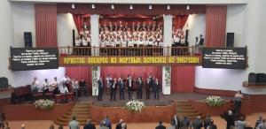 Христос воскрес! Воистину воскрес! Праздник Пасхи прошел в церкви «Благодать» г.Минска