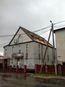 """Поврежден дом молитвы минской церкви """"Гефсимания"""""""