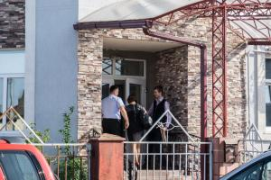 Возобновление служений в минской церкви «Гефсимания»