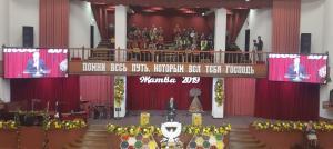 День благодарения прошел в церкви «Благодать» г.Минска