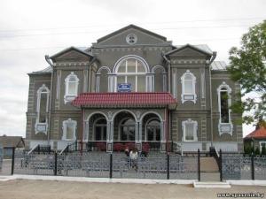Библейская школа в Ольшанах