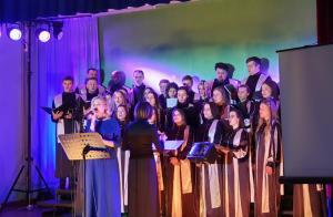 В Старой Рудне прошел евангелизационный концерт