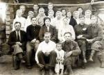 1948-1949гг. деревня Гоцк, Минская обл, БССР - евангельские христиане, молодежь церкви