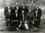1964-1965гг, деревня Гоцк, Минская обл, БССР, евангельские христиане