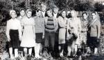 1974г верующая молодежь деревень Горка, Долгое, Ж Брод, Сосны, Дубица, - Время пробуждения среди молодежи