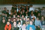 2000г. Верующие церкви деревни Долгое с детьми