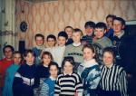 2004г Деревня Долгое - старший класс воскресной школы - учитель Ясько Анна Андреевна